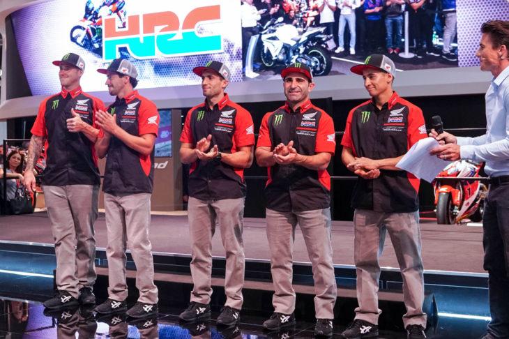 Honda Rally Team