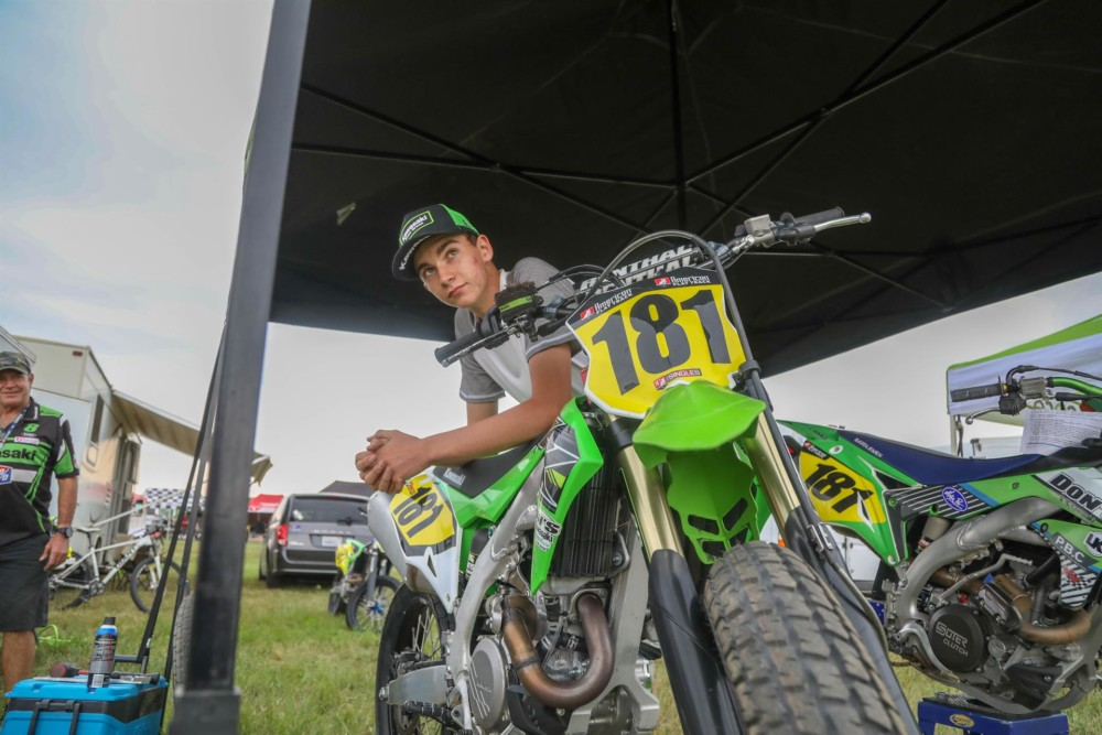 Max Whale to Contest 2019 AFT Singles Class with Weirbach Racing