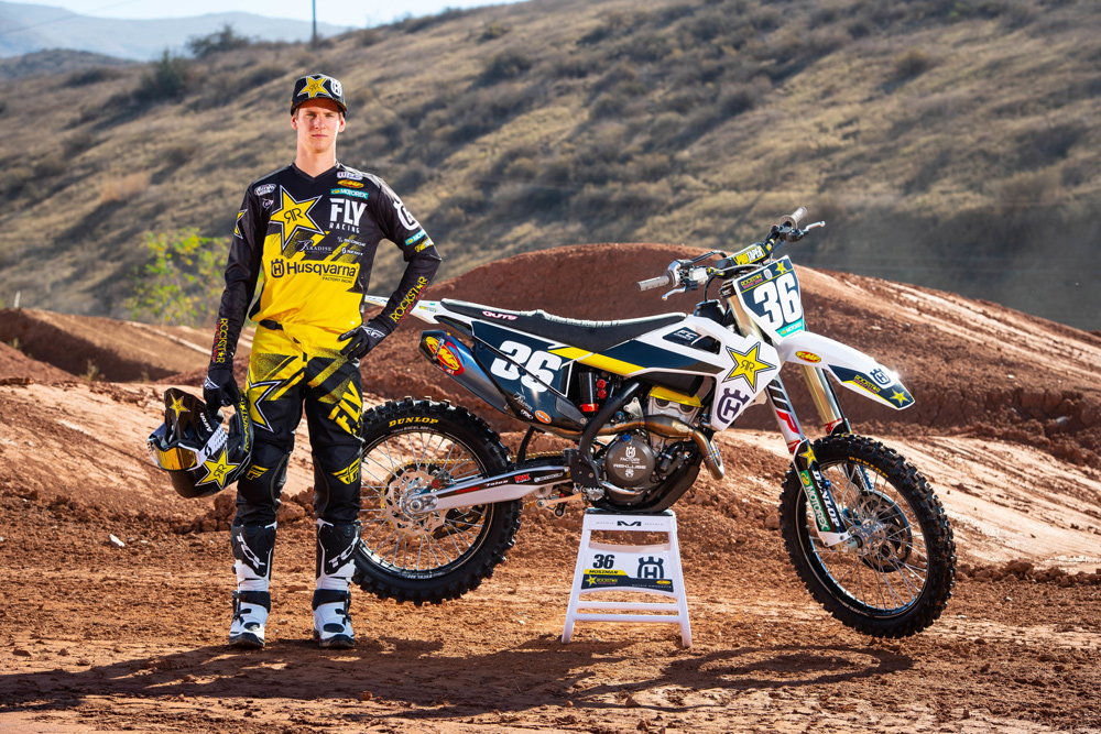 Michael Mosiman - Husqvarna Factory Racing 2019 AMA Supercross