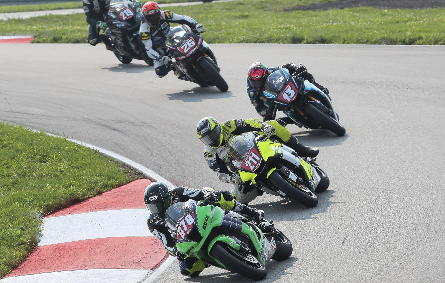 The Twins Cup and Stock 1000 classes will take to the grid in more races during the 2019 MotoAmerica Series. Photo by Brian J. Nelson