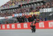 Oliveira, Moto2 race, Valencia MotoGP 2018