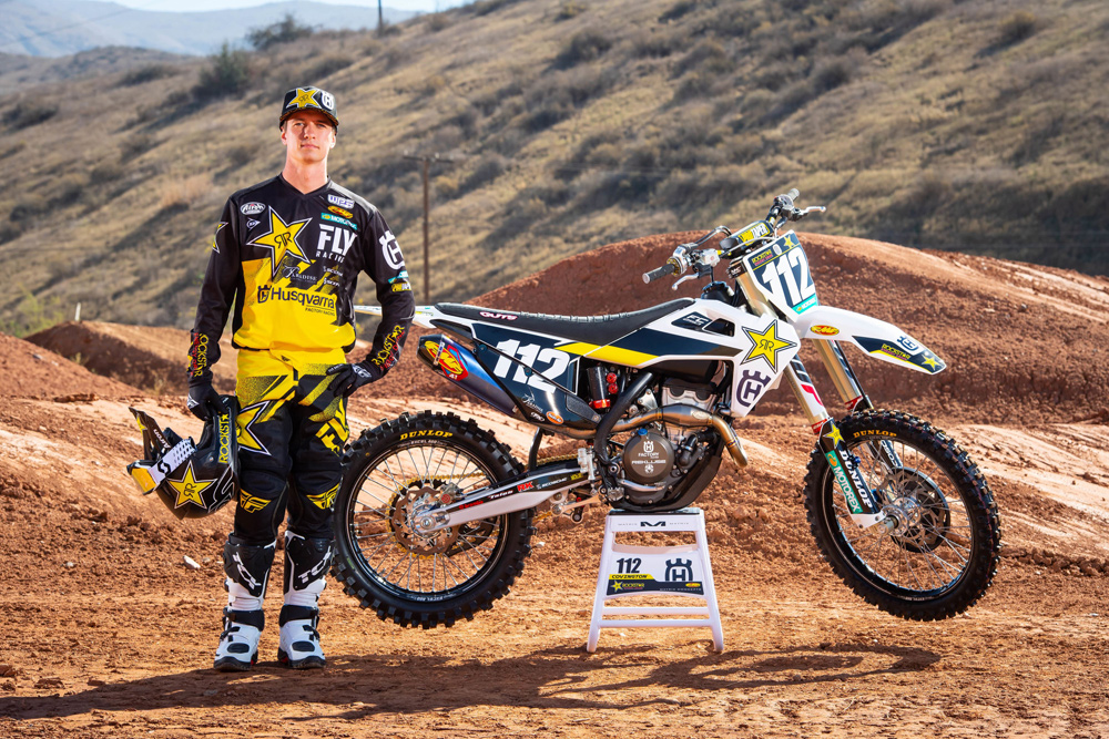 Thomas Covington - Husqvarna Factory Racing 2019 AMA Supercross