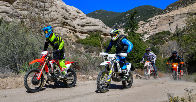 2019 Dual-Sport Shootout - Cycle News