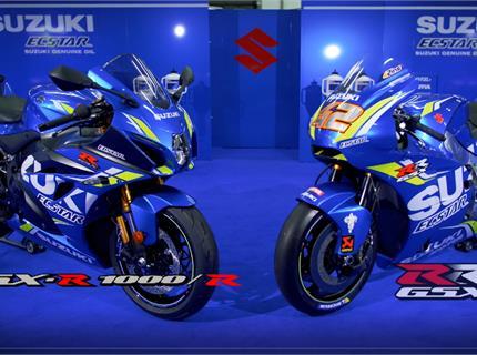 2018 Suzuki Racing Recap Video
