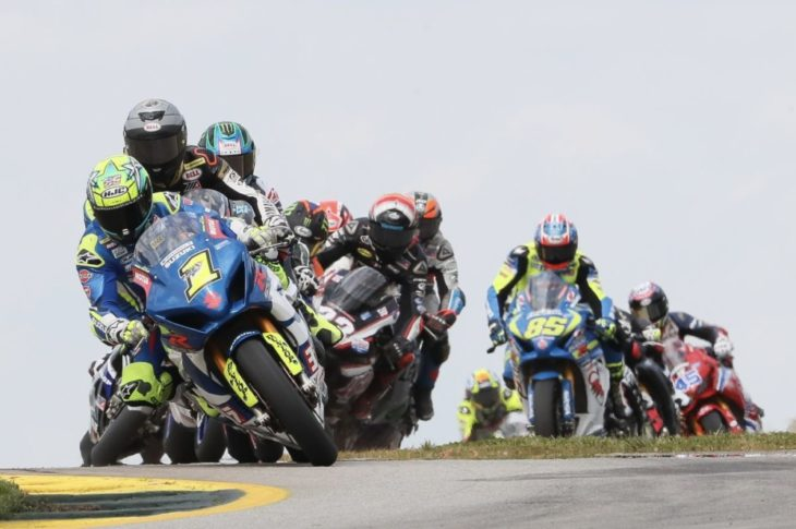 Registration for the 2019 MotoAmerica Series is now open. Photo by Brian J. Nelson