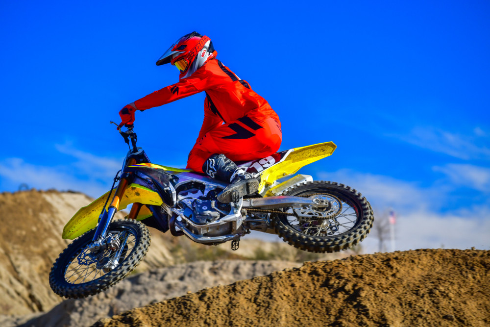 Check back later and see how the new RM-Z250 stacks up against its fellow rivals in our upcoming 2019 250F MX shootout.