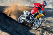 Can the 2019 Suzuki RM-Z250 return Suzuki to production-class greatness? To help answer that question, we got our first chance to try out the all-new RM-Z