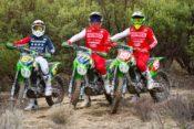 Chaparral Motorsports/Precision Concepts/Kawasaki Team Green Team