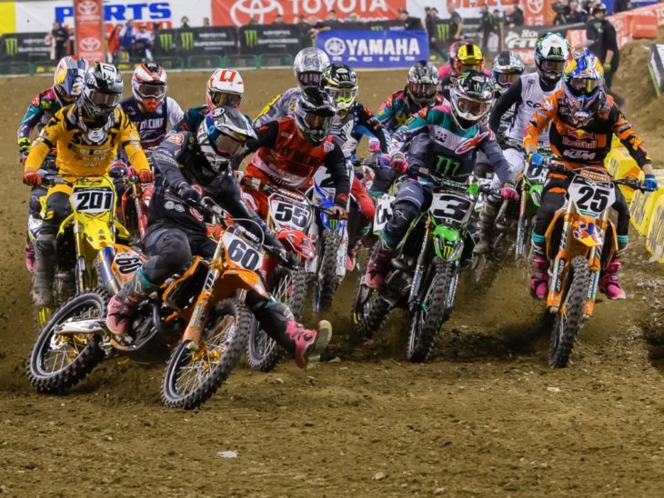 2019 Supercross television schedule