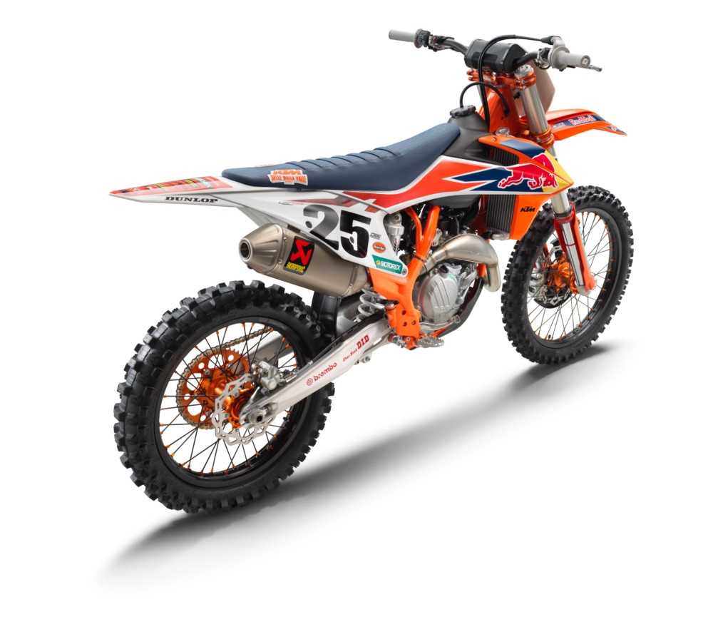 2019 KTM 450 SX-F Factory Edition First Look