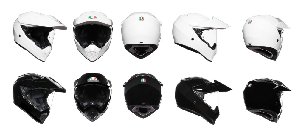 AGV AX9 Off-Road Helmet (1)