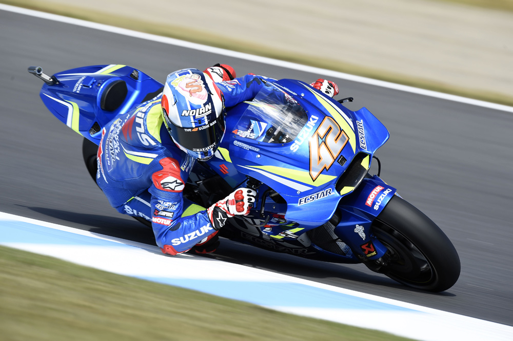 Alex Rins came of age in 2018 with a string of late season podiums. He'll be a dark horse for wins next season.