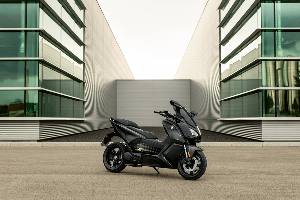 The C evolution scooter has paved the way for BMW's e-mobility technology to eventually make it onto full-sized motorcycles.