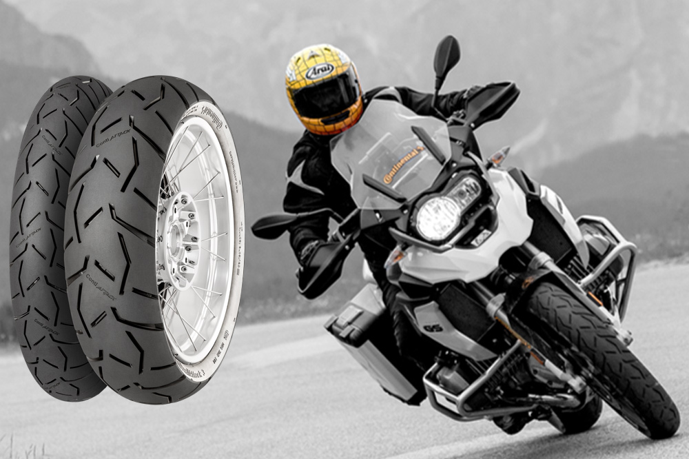 Continental ContiTrailAttack 3 Tires