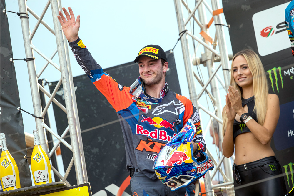 Jeffrey Herlings is Cycle News Rider of the Year