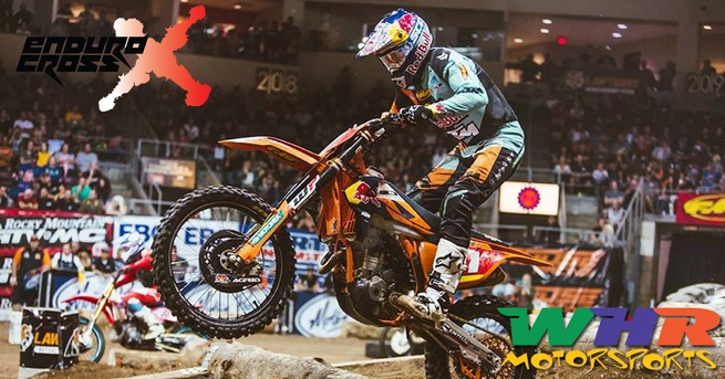 WMR Motorsports has acquired EnduroCross.