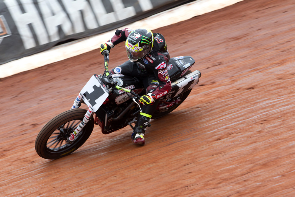 Jared Mees continues to raise the bar in the sport of American Flat Track racing, both on the track and off
