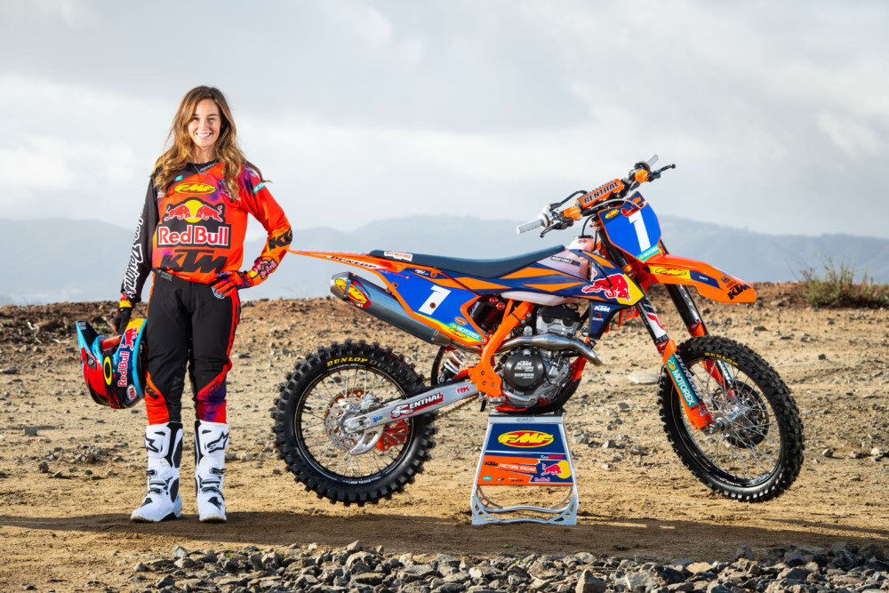 Kacy Martinez Announces Her Retirement From Professional Off-Road