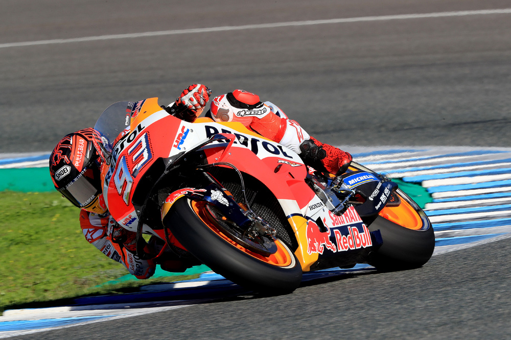 It's not surprising that Marc Marquez is at the top of Michael Scott's 10 best GP riders of the year list.