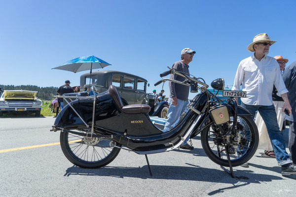 Pacific Coast Dream Machines Show - Photo by Bradley Wittke