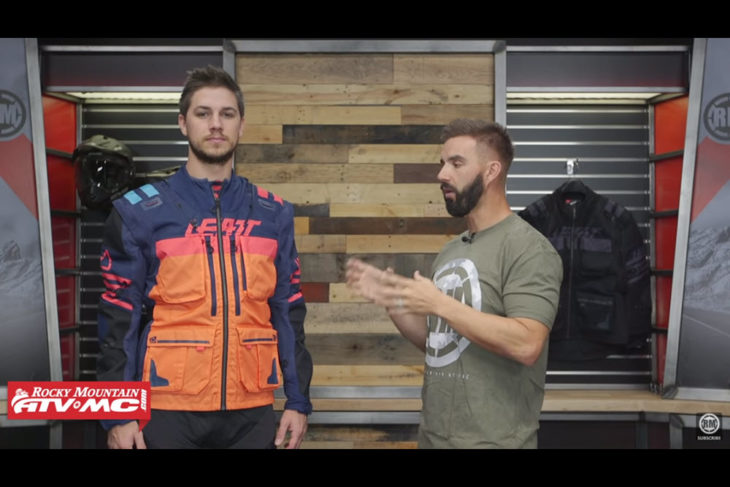 Rocky Mountain ATV/MC shares their best Adventure Motorcycle Jackets of 2019.