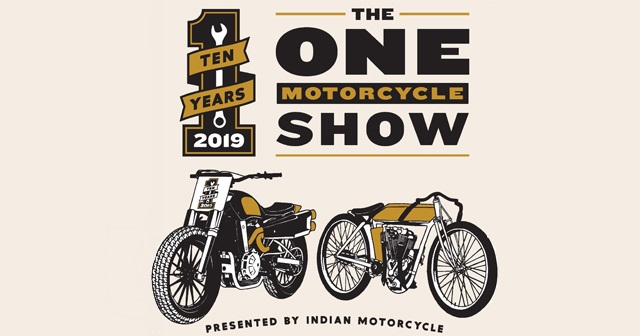 Indian Motorcycle announced its title sponsorship of the 10th annual One Moto Show in Portland, Oregon.