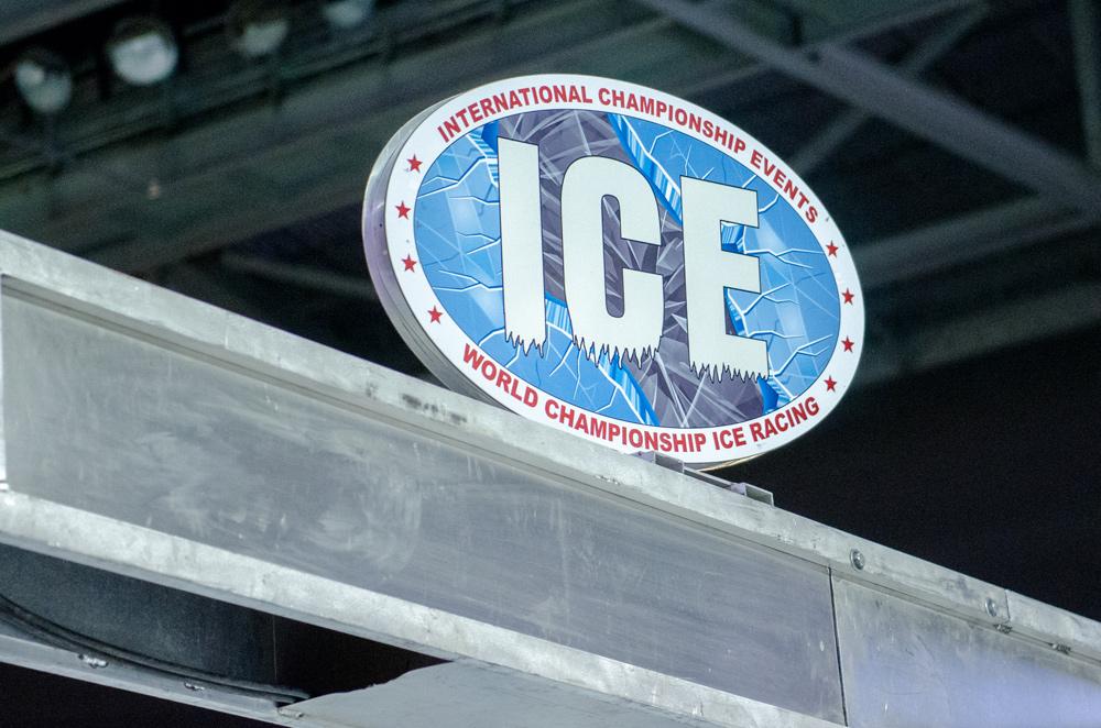 World Championship Ice Racing series