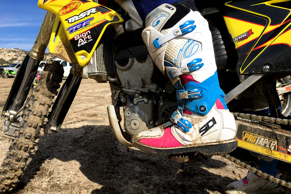 Cross-Rutted | COLUMN | In Her Boots