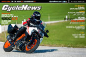 Cycle News magazine