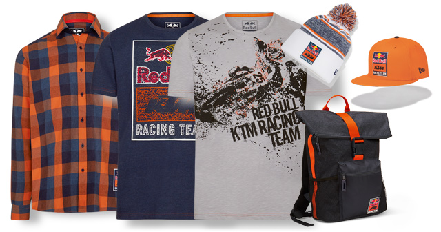 2019 Red Bull KTM Teamwear Collection
