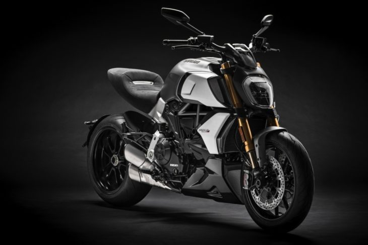 The Top 10 Street Bikes We Can't Wait to Ride in 2019 right side studio