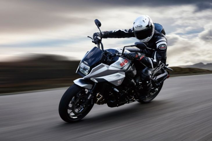 The Top 10 Street Bikes We Can't Wait to Ride in 2019 Suzuki Katana left side