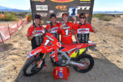 Trevor Stewart and JCR Honda win the 2018 AMA District 37 Big 6 Grand Prix/WCGP Championship
