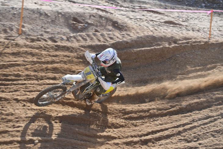 Zach Bell wins Lake Havasu Big 6 Grand Prix.