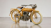 1914 Flying Merkel V-Twin | 1000cc V-Twin, Restored by the MC Collection