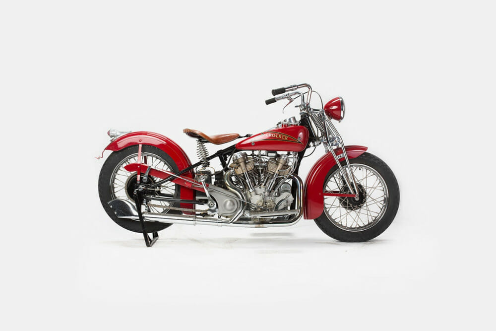 1937 Crocker Small Tank 61-25