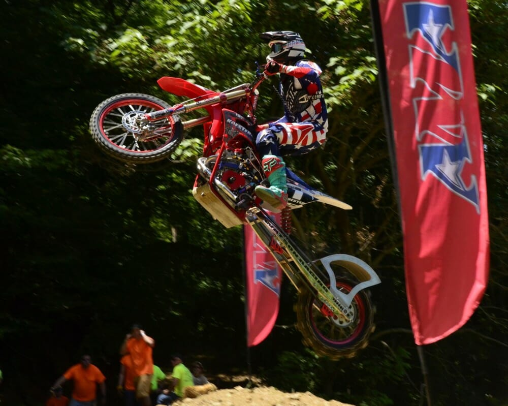 The AMA Pro Hillclimb season kicks off on May 3 with a new event at Seven Springs Mountain Resort in Champion, PA.