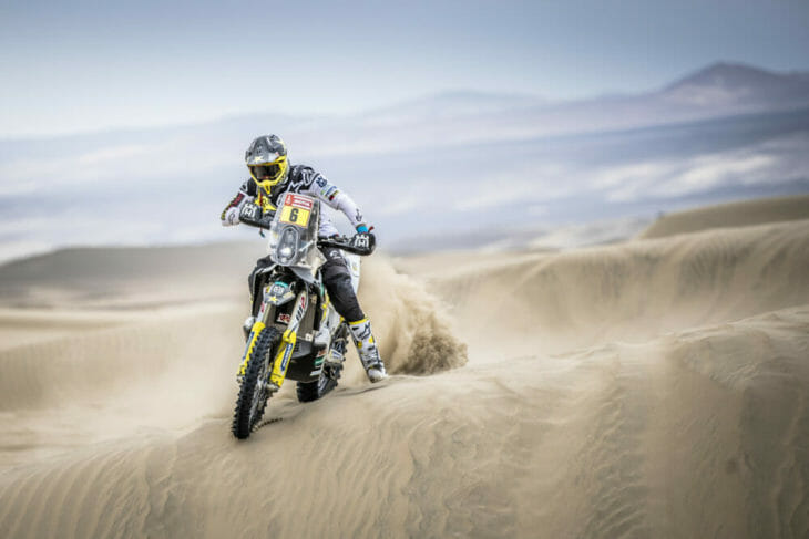 2019 Dakar Rally Pablo Quintanilla
