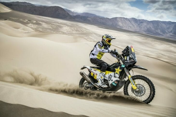 2019 Dakar Rally Quintanilla Stage 6