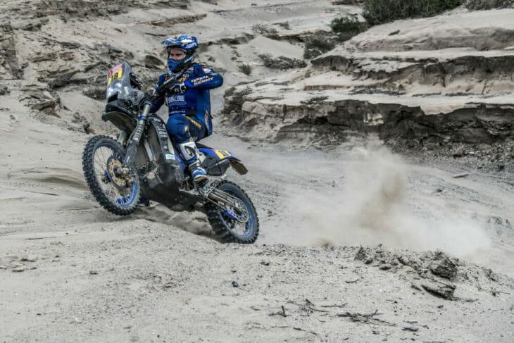 2019 Dakar Rally Xavier De Soultrait Yamalube Yamaha