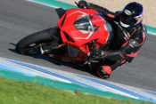 Alan Cathcart tests the 2019 Ducati Panigale V4 R.
