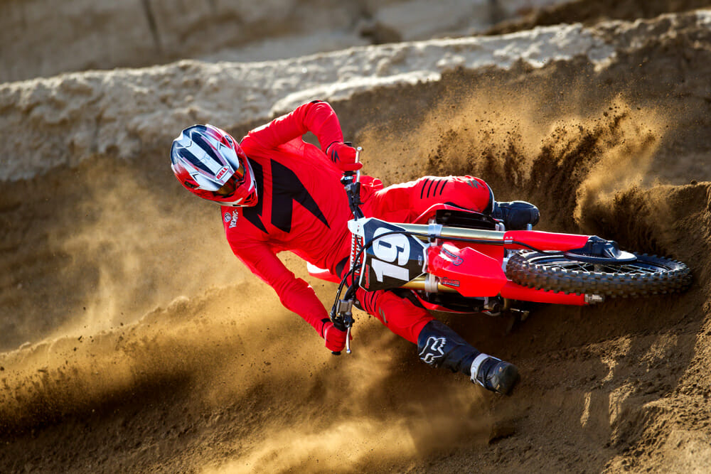 2019 Honda CRF250R MX