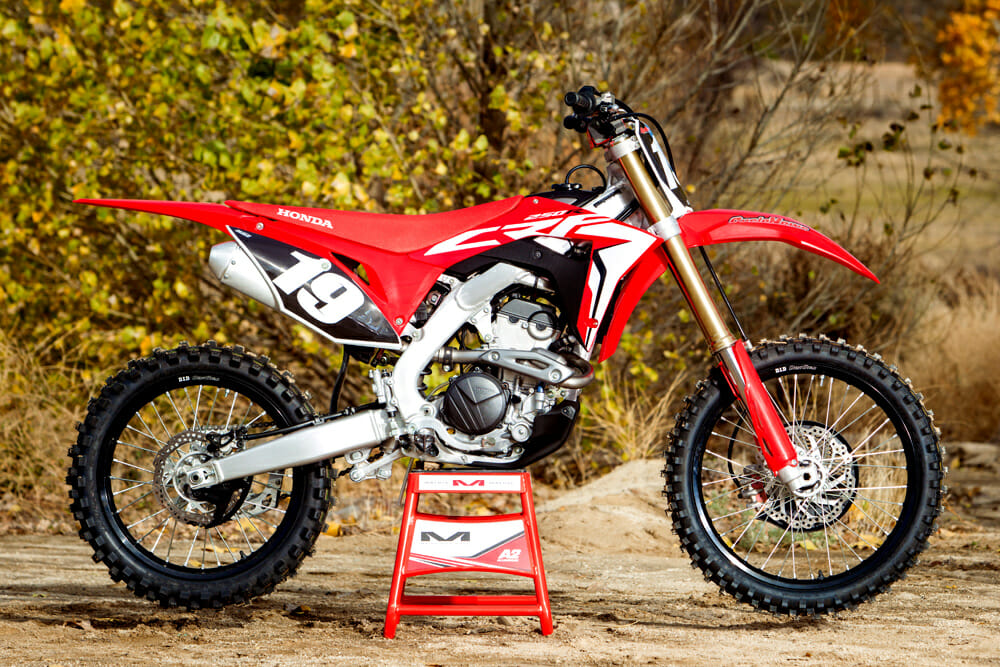 2019 Honda CRF250R MX Bike