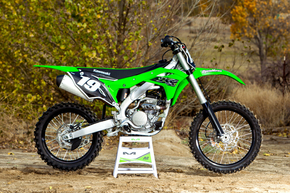 2019 250cc Motocross Shootout - Cycle News