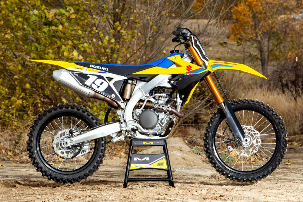 2019 Suzuki RM Z250 MX Bike