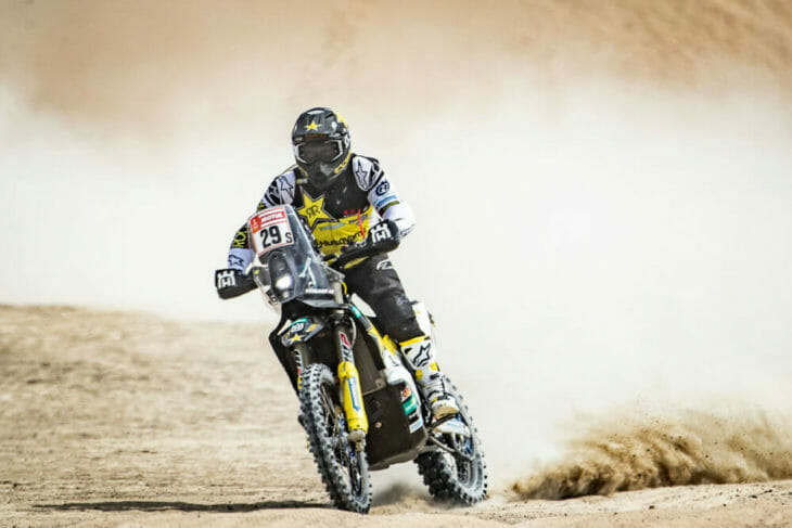 2019 Dakar Rally Andrew Short Stage 2