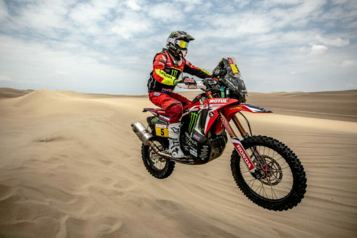 2019 Dakar Rally Joan Barreda Stage 2