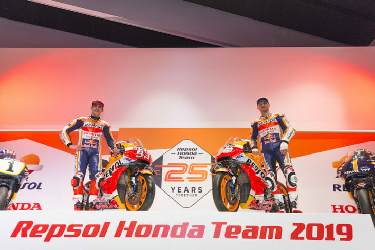 2019 Repsol Honda Team
