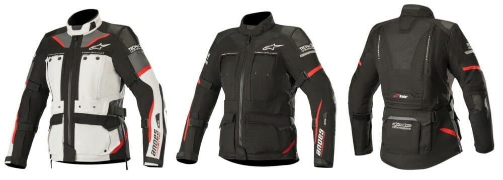 The Alpinestars Stella Andes Pro Drystar Jacket is Tech-Air airbag compatible.