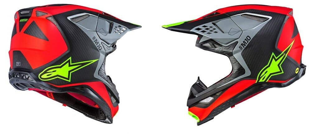 Alpinestars Anaheim 19 Limited Edition Helmet